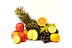 Tasty Fruits. Organic Food. Natural Fruits. Stock Photography