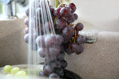 Tasty grape Stock Images