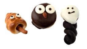 Tasty halloween bakery Stock Photos