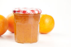 Tasty home made marmelade Stock Photos