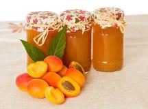Tasty Homemade Jams Royalty Free Stock Photo