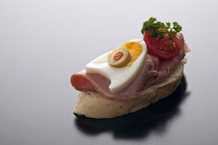 Tasty hors d'oeuvre Stock Photo