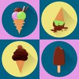 Tasty ice cream. Stock Image