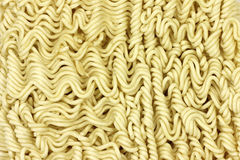 Tasty Instant noodles  background Royalty Free Stock Photography