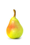 Tasty and isolated pear Stock Photo