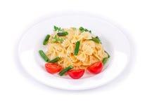 Tasty italian pasta. Royalty Free Stock Photography