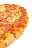 Tasty Italian pizza royalty free stock photo