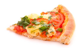 Tasty Italian pizza Stock Image