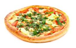 Tasty Italian pizza Royalty Free Stock Photos