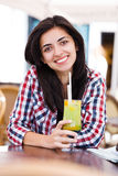 Tasty juice Stock Photography