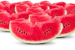 Tasty and Juicy Watermelon Royalty Free Stock Image