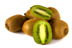 Tasty Kiwis Stock Images
