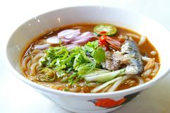 Tasty Laksa Royalty Free Stock Images