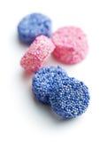 Tasty liquorice candies. Stock Photos