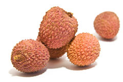 Tasty litchi Royalty Free Stock Image