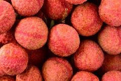 tasty litchi Royalty Free Stock Photos