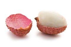 Tasty litchi fruit Stock Image