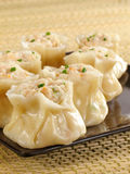 Tasty Little Siu Mai Royalty Free Stock Photo