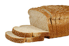 Tasty loaf bread Stock Photo