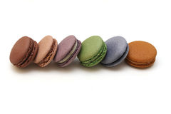 Tasty macaroons Royalty Free Stock Image
