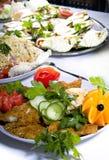 Tasty meal Stock Photos