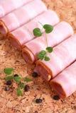 Tasty meat bacon Royalty Free Stock Photos