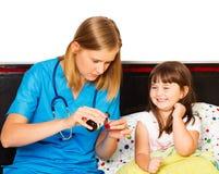 Tasty Medicine For Children Royalty Free Stock Images