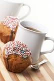 Tasty muffins Stock Photos