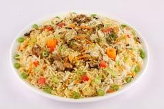 Tasty Mutton Biriyani . Royalty Free Stock Photos