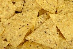 The tasty nachos chips Stock Photo