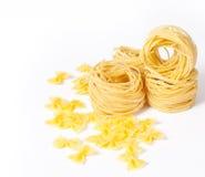 Tasty noodles Stock Photos
