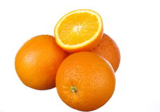 Tasty Orange Stock Images