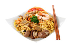 Tasty oriental dish Royalty Free Stock Photography