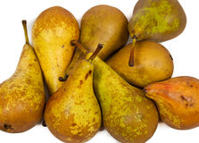 Tasty pear background Stock Image