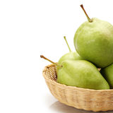 Tasty pear Royalty Free Stock Images