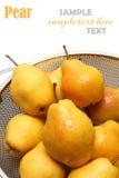 Tasty pear Royalty Free Stock Photos