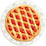 Tasty pie Royalty Free Stock Photos