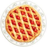Tasty pie Royalty Free Stock Photos