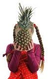 Tasty pineapple Royalty Free Stock Photos