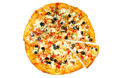 Tasty Pizza Stock Images