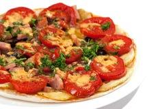 Tasty pizza Stock Photos