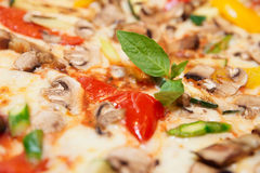 Tasty pizza Royalty Free Stock Images