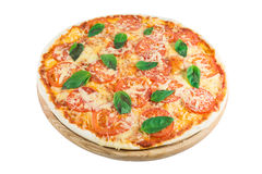 Tasty pizza royalty free stock image
