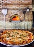 Tasty pizza Royalty Free Stock Image