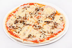 Tasty pizza Royalty Free Stock Photography