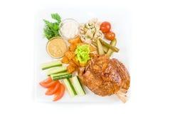 Tasty pork Stock Image
