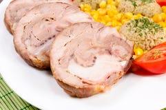 Tasty pork Royalty Free Stock Photography