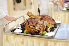 Tasty Pork Dish Stock Photo