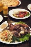 Tasty Pork Shank Royalty Free Stock Photo