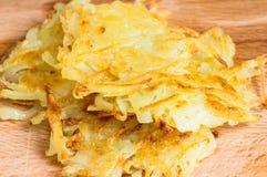 Tasty potato tapas Royalty Free Stock Images